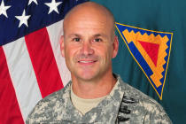 Командующий НВС Латвии посетил штаб Армии США в Европе