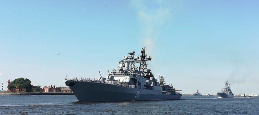Латвийские службы активно следят за российскими учениями
