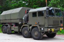Польша заказывает автомобили по снабжению миномётов Rak