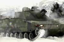 Шведская армия получит самоходные миномёты Mölnar