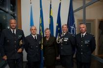 Заместитель Генсека НАТО приветствует партнёрство со Швецией