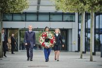 НАТО отметила годовщину терактов 11-го сентября