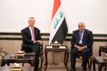 Визит Генерального секретаря НАТО в Ирак