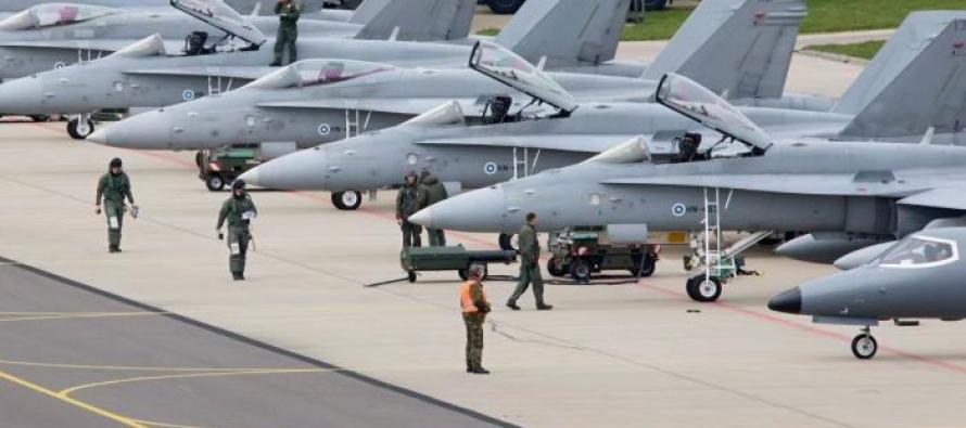 Программа по замене истребителей F/A-18 Hornet ВВС Финляндии