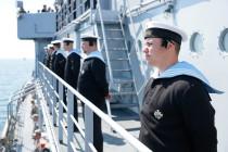 """Учения Латвийских морских сил """"Flotex"""""""