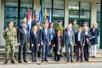 Дипломаты стран Боевой группы НАТО посетили Литву