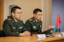 Аккредитован новый помощник военного атташе Китая