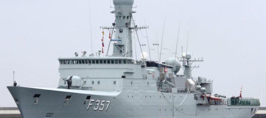 Борьба за Балтийское море