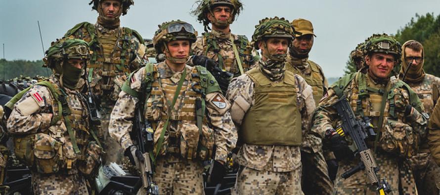 Военные учения «Wessex Storm 2019»