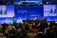 Речь Генсека НАТО в Лондоне