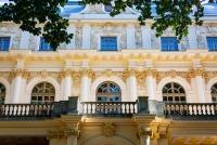 Завершён ремонт Дома офицеров Флота в Лиепае