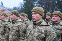 Обучение украинских военнослужащих