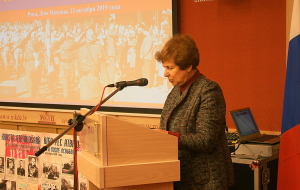 День освобождения Риги. Конференция историков