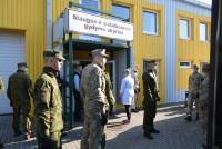 Эвакуация в Алитусском медицинском центре