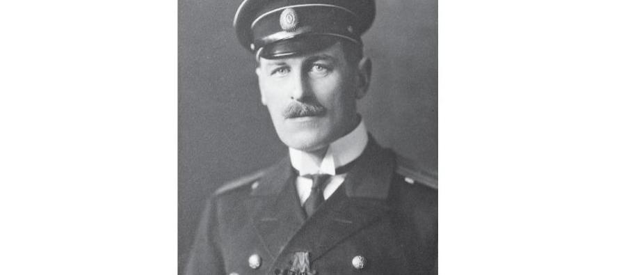 Капитан 1-го ранга Кнюпффер. Очерки истории жизни