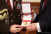 О награждении Орденом Виестура