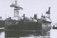Усть-Двинск — Рижская военно-морская база