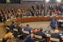 Завешилась встреча министров иностранных дел стран НАТО