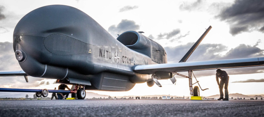 Беспилотные летательные аппараты НАТО по Программе AGS