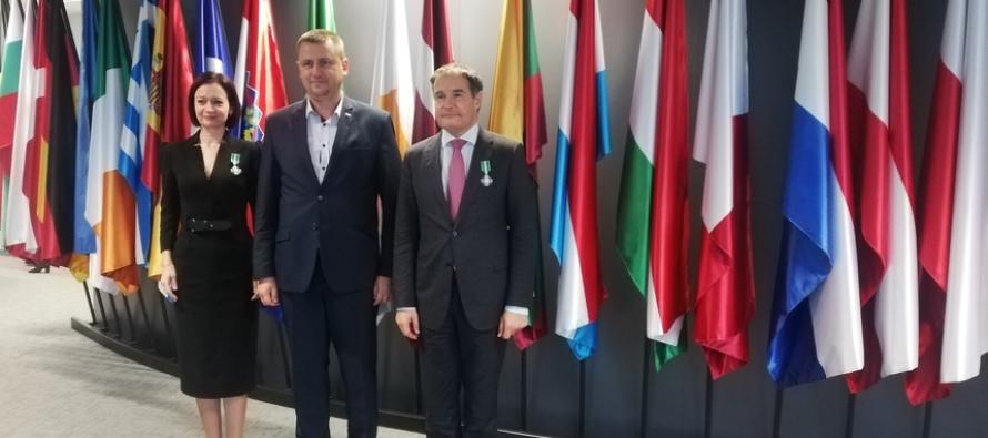 Генерал Гунтис Пуятс участвовал в заседании Агентства FRONTEX