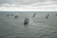 """Военно-морские учения учения """"Hod ops"""""""