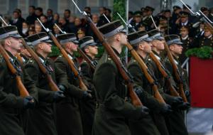 День независимости Латвии и военный парад