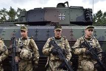 Германия планирует потратить на 8,9 млрд евро на вооружения
