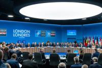 Второй день саммита НАТО в Лондоне