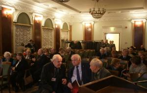 Конференция Клуба ветеранов флота в Таллине