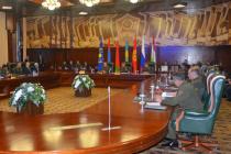 Итоги очередного заседания Военного комитета ОДКБ