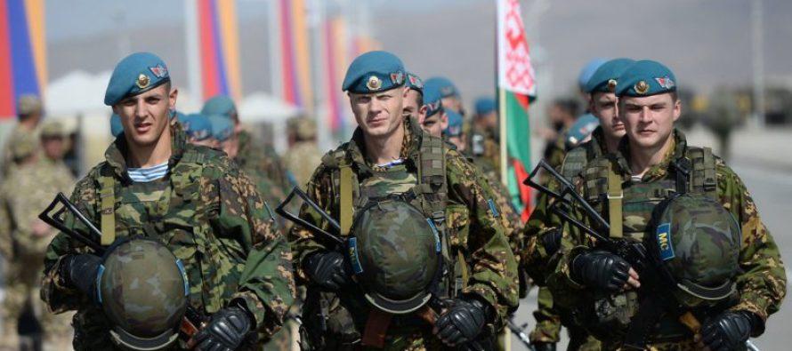 Что понимается под тезисом «Совместные учения Белоруссии и НАТО»