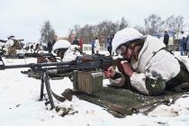 Воздушно-десантной бригаде 75 лет