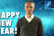 Генсек НАТО поздравил вооружённые силы с Новым годом