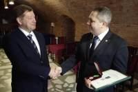Встреча пограничников-преподавателей Латвии и Белоруссии