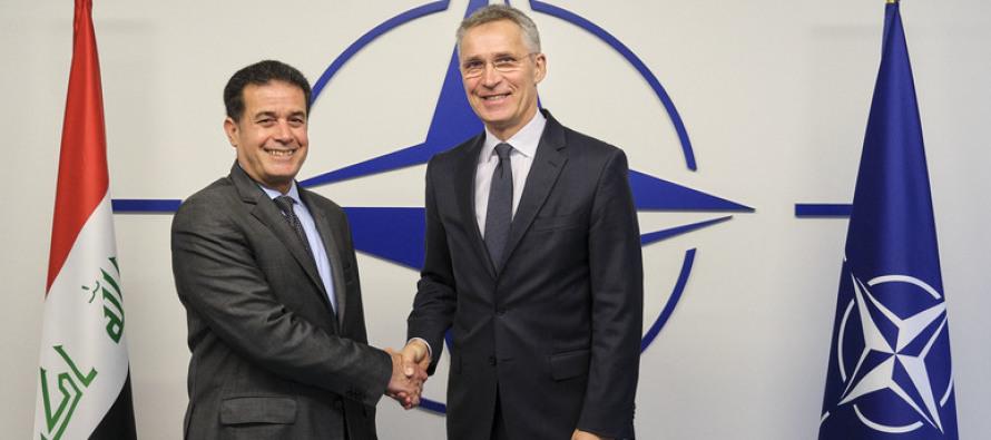 НАТО и Ирак обсудили продолжение сотрудничества