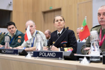 Исторический момент для Военного комитета НАТО