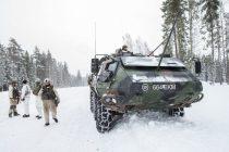 Эстония, Финляндия и Латвия совместно приобретут бронемашины